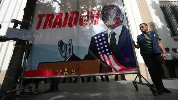 [TLMD - LV] Protestas en guatemala por acuerdo de asilo con EEUU
