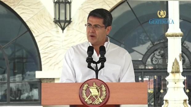 Honduras y Guatemala se aferran al retorno seguro para la tragedia migratoria