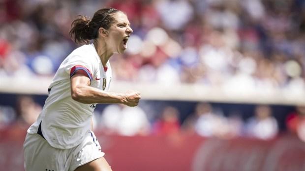 ¿Es EEUU el favorito para ganar el Mundial Femenino de Francia?