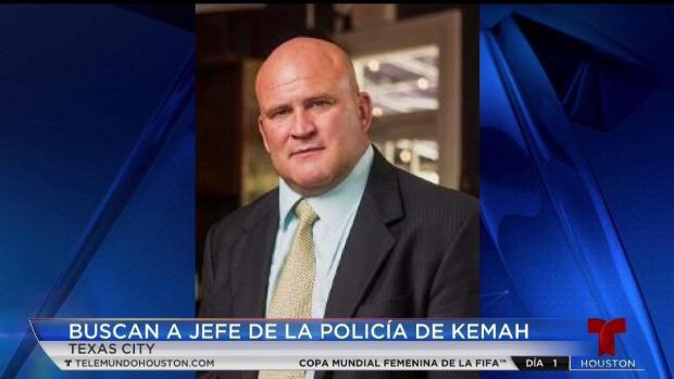 [TLMD - Houston] Cae de lancha jefe de policía de Kemah