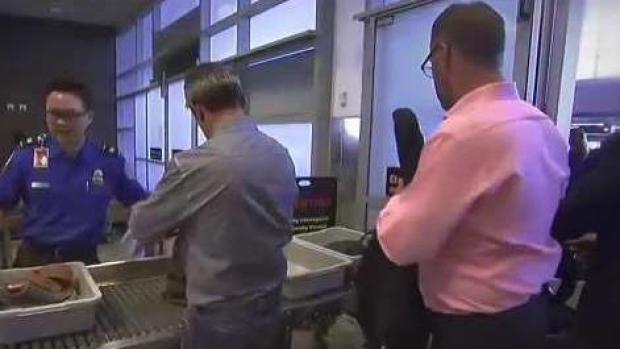 Cierre del gobierno afecta seguridad en aeropuertos