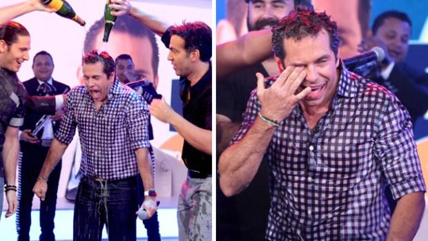Julián Gil podría integrarse al show 'Solo para mujeres'