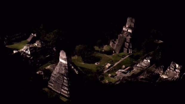 [TLMD - MIA] Encuentran mega ciudad maya oculta en la selva de Guatemala