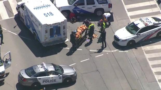 [TLMD - MIA] Toronto van impacta a peatones