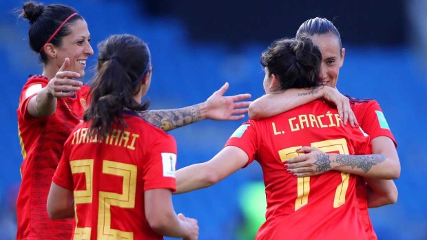 [TLMD - LV] El tercer gol de España que le da victoria histórica