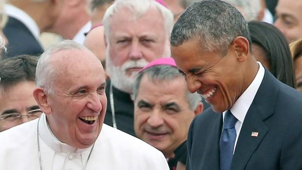 Obama y el Papa: sus diferencias y coincidencias