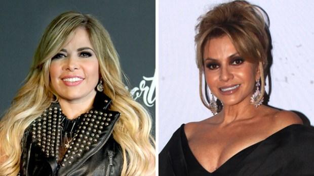 """Gloria Trevi defiende con todo a Daniela Castro: """"Yo doy la cara por ti"""""""