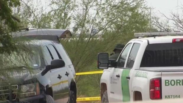 [TLMD - McAllen] Investigan hallazgo de un cuerpo en el muro fronterizo