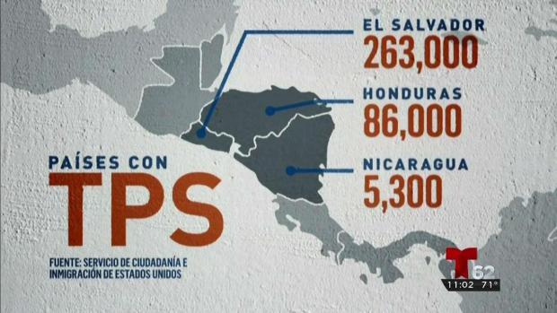 Estados Unidos revoca protección temporaria a salvadoreños por