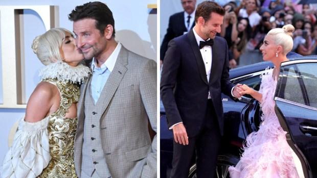 Cariñosos Lady Gaga y Bradley Cooper: ¿romance o truco publicitario?