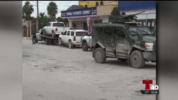 [TLMD - McAllen] Envían nuevos elementos militares a Tamaulipas