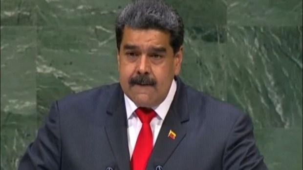 Maduro critica supuesta campaña mundial contra Venezuela