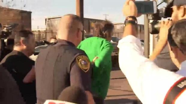 [TLMD - SA] Sospechoso arrestado en asesinato de su novia