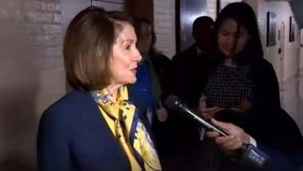 [TLMD - LV] Pelosi exige más atención para niños migrantes