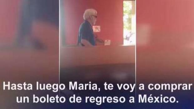 [TLMD - LV] Presunto acto de racismo contra empleada de restaurante