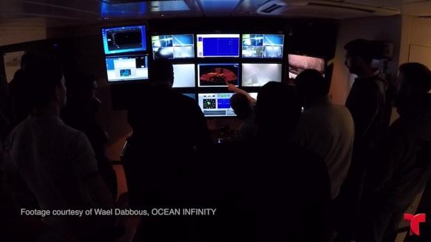 [TLMD - Houston] Rescatan a submarino ARA San Juan