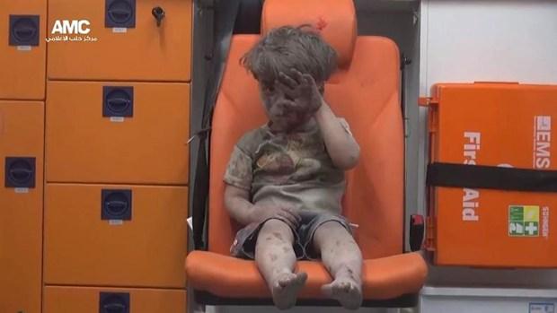 Tragedia en Alepo: los rostros de la guerra en Siria