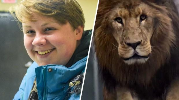 [TLMD - VIDEO] Sangriento ataque: león escapa y mata a una joven