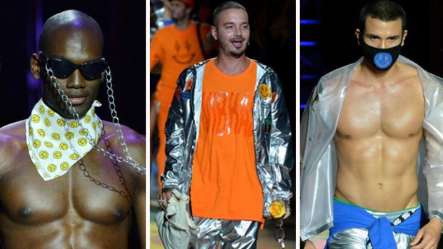 J Balvin debuta como diseñador con moderna y urbana línea de ropa