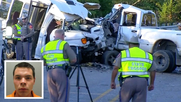 Conductor recibe condena por choque que mató a 13 ancianos