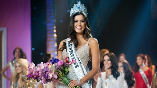 En fotos: conoce a la Miss Universo de Colombia