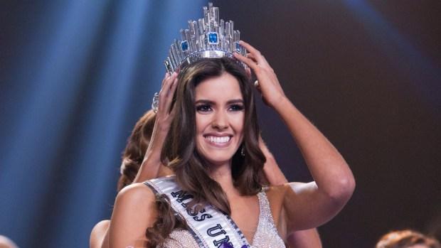 Miss Universo: El momento de la coronación