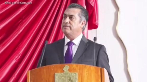 """""""El Bronco"""" asume como gobernador de Nuevo León"""