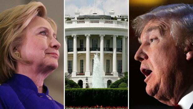AP: quién se muda a la Casa Blanca según el mapa electoral