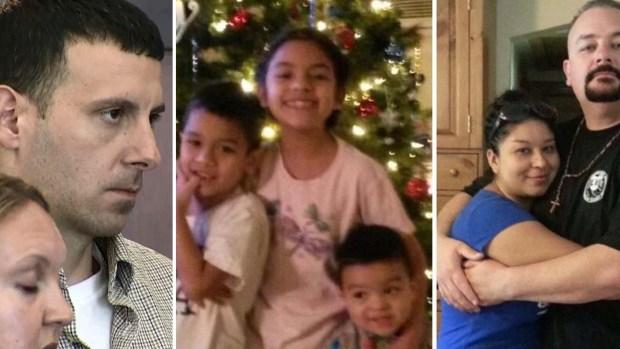 Asesino íntimo: lo acusan de matar salvajemente a familia hispana