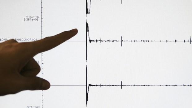 Enjambre sísmico deja decenas de temblores en México