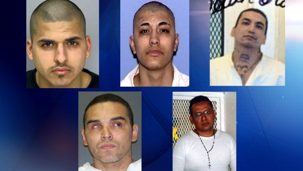 FOTOS: Los 5 hispanos listos para ser ejecutados en Texas