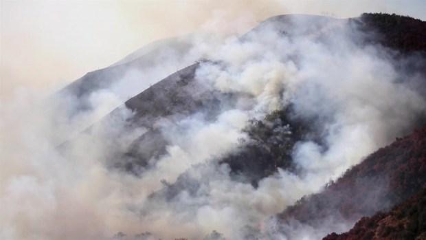 [TLMD - LV] California combate una decena de incendios que obligan a evacuar a miles de personas