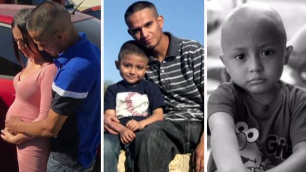 Padre con hijo con cáncer y esposa embarazada evita deportación
