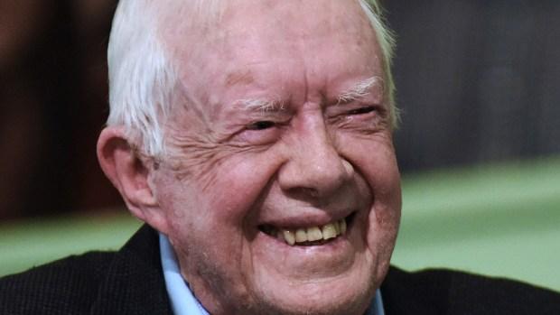 El expresidente que cumple 95 años