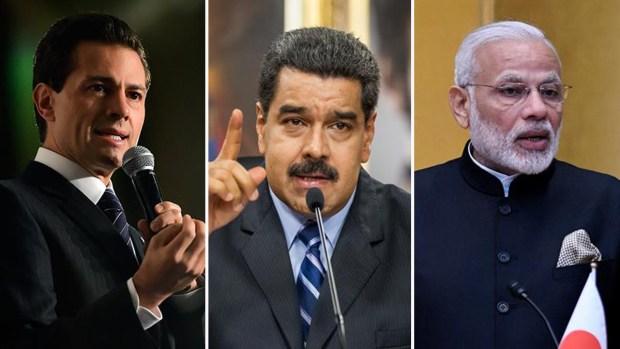 El mundo reacciona a la muerte de Fidel Castro