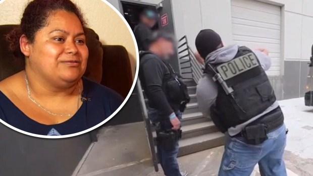 [TLMD - Dallas] Mujer cuenta lo que vivió durante el operativo de ICE
