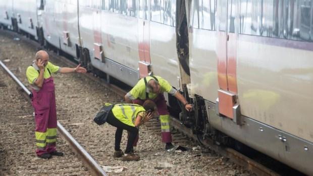 "[TLMD - NATL] Mortal accidente ferroviario en España deja sensación de ""déjà vu"""