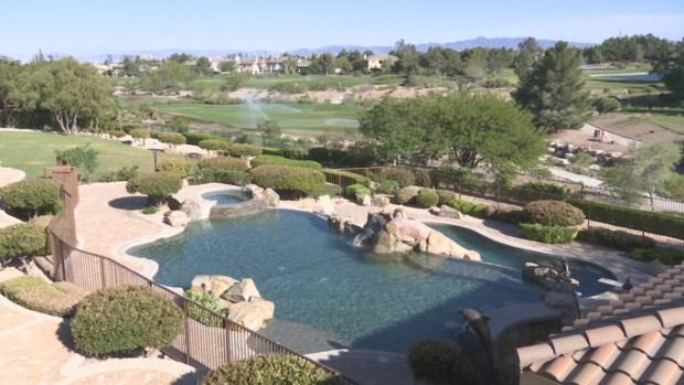 Por dentro: Las mansiones más lujosas de Las Vegas