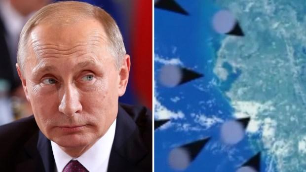 Satanás, el nuevo misil de Putin que apunta a EEUU