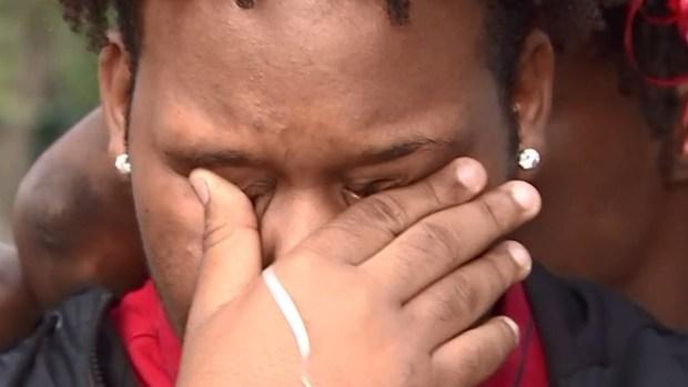 Desgarrador: joven estudiante muere en brazos de su hermano