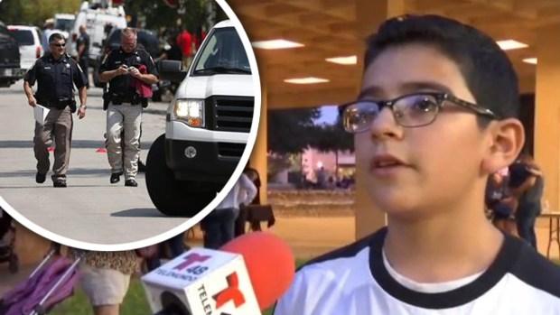 [TLMD - SA] Desgarrador relato de niño hispano que sobrevivió matanza
