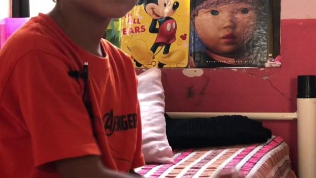 [TLMD - LV] La dura odisea de los menores de edad que cruzan México para llegar a EEUU