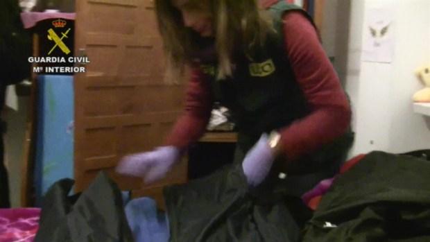 [TLMD - LV] Liberan a esclavas sexuales durante operativo en España