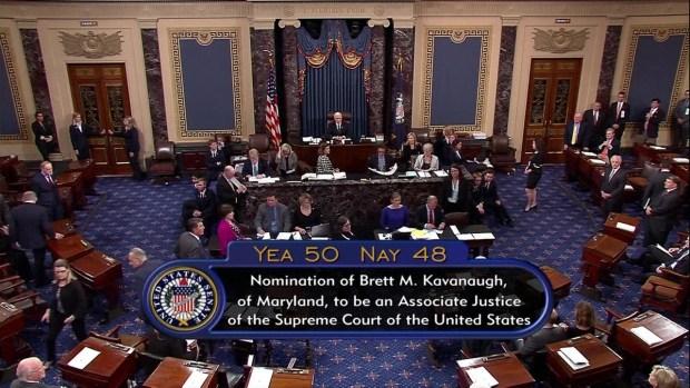 [TLMD - LV] Pence anuncia la confirmación del juez Kavanaugh a la Corte Suprema