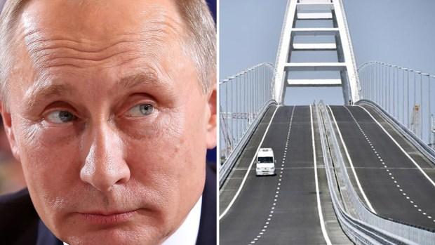 El increíble y largo puente de Putin: por qué es tan polémico