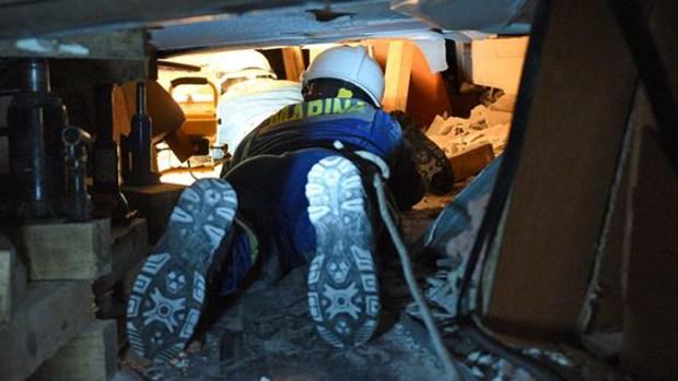 Carrera contra la muerte: 72 horas clave para los atrapados