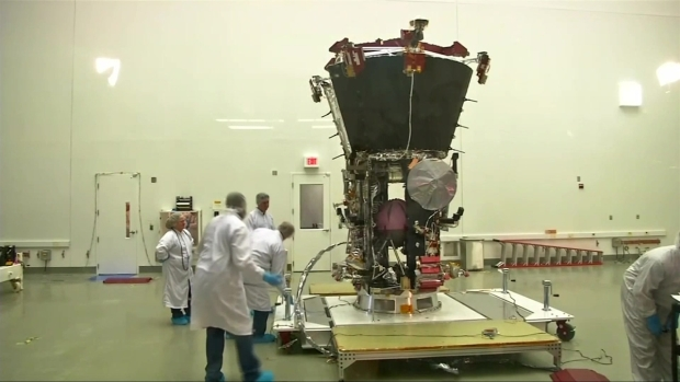 [TLMD - LV] NASA crea sonda para estudiar el Sol