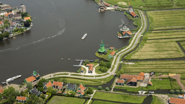 Tiroteo en una ciudad de Holanda