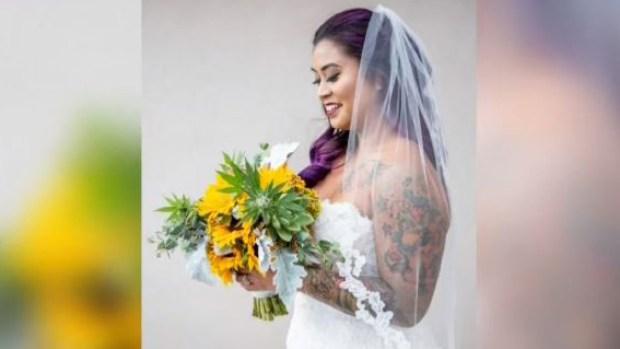 Bodas de marihuana: novias eligen cannabis para el gran día
