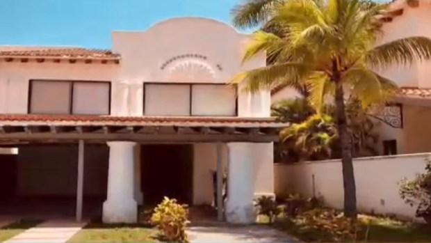 """Subastan 27 propiedades del narco, una cerca a la casa de """"Doña Florinda"""""""